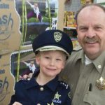 Santa Backup: Shop with a Cop gifts children the right to remain happy during the holidays