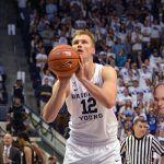 BYU basketball's Eric Mika entering name into 2017 NBA Draft
