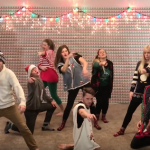 Utah-Tube: Dancing Highland family delivers another #familygoals Christmas dance