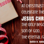 9 quotes and scriptures to celebrate the true meaning of Christmas