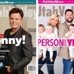 2016 Utah Valley Magazine covers: A year in review