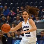 Broadhead technical ignites fire to push exhausted BYU women's basketball to win over Pacific
