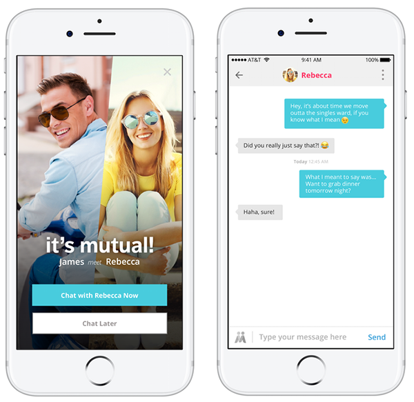 in the name of love lds dating app mutual creates kickstarter