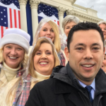 Pictures from Utah officials and groups at the US Presidential Inauguration