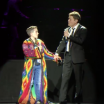 Utah-Tube: Donny Osmond makes young boy's dream come true