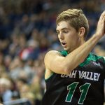 Lone Peak basketball product Conner Toolson finds the spotlight at UVU