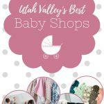 Baby shower power: Utah Valley's best baby shops