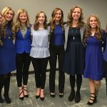 8 young women share message of faith at UN amidst snowed-in New York