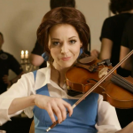 Utah-Tube: Lindsey Stirling gives behind-the-scenes look of tour life with 'Beauty and Beast' medley