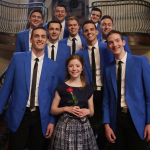 Utah-Tube: BYU Vocal Point shares 'tale as old as time' with Lexi Walker