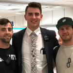 BYU basketball's Zac Seljaas returns home from LDS mission