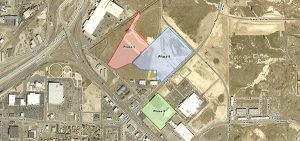 the new spanish fork development is located off of i 15 and highway 6 image courtesy spanish fork city