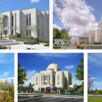 Temple timeline: President Monson announces 5 new temples; progress report on 182 worldwide temples