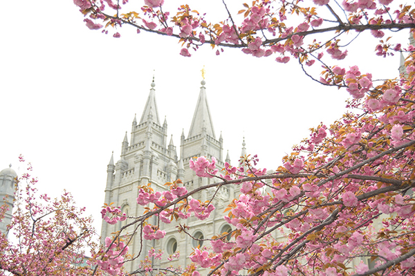 Two LDS temples make Architectural Digest's list of most