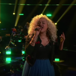 Provo's Aaliyah Rose eliminated from 'The Voice' in live playoffs