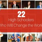 22 high schoolers who will change the world