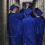 2017 high school graduation schedule for Utah County
