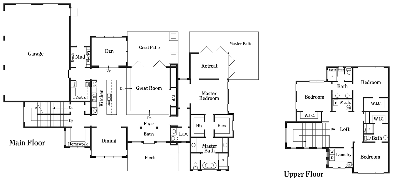 Dr horton emerald homes floor plans for Emerald homes floor plans