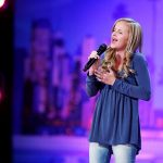 LDS teen receives standing ovation from 'America's Got Talent' judges, honors father battling cancer
