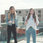 Utah-Tube: Gardiner Sisters celebrate summer with music video filmed at Provo Beach Resort and downtown Provo