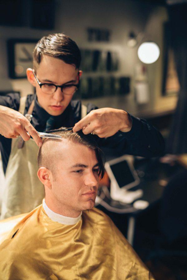 The Razor Sharp Man Barber Specializes In Razor Shaves Utahvalley360
