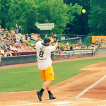 Home run Taysom Hill knocks it out of the park at Jordy Nelson Charity Softball Game