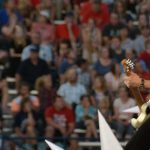 Stadium of Fire heats up Provo with Human Fuse, fireworks and country music