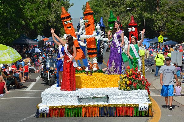 Freedom Festival, Grand Parade