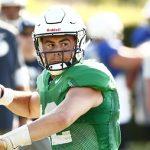 How will Tanner Mangum run BYU's offense in 2017 vs his freshman season?