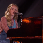 LDS teen Evie Clair vies for a spot in 'America's Got Talent' semifinals with performance of 'Wings'