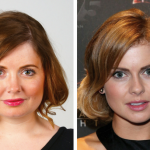Celebrity Lookalike: Lindon's Shannen Crane Camp and Rose McIver