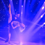 Lindsey Stirling shines in first dance performance on 'Dancing With the Stars'