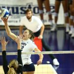 Neighborly competition: BYU women's volleyball bests all in-state opponents