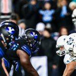 BYU football looks to jump-start offense against Utah State