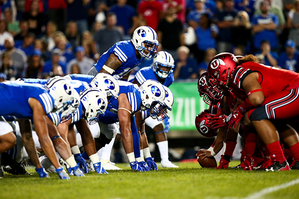 5 plays that changed the game for BYU against Utah ...