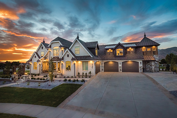 Brinkerhoff s business and homeowners 39 lives rebuilt with for Vancouver parade of homes