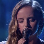 LDS teen Evie Clair demonstrates courage, pays tribute to father in AGT final performance