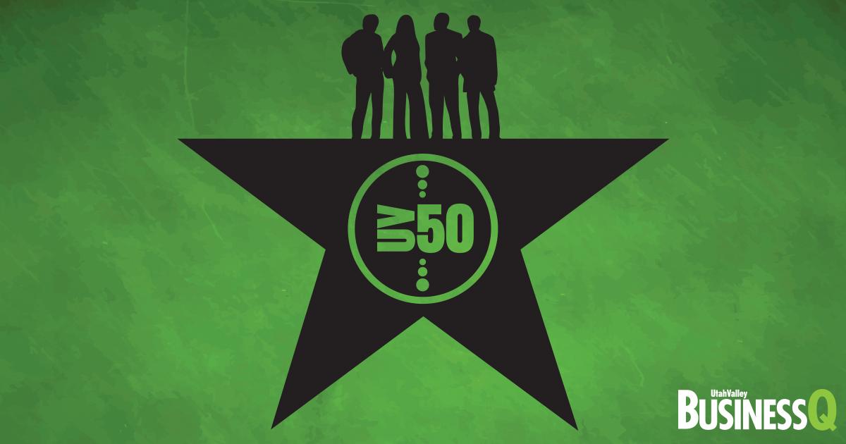 UV50 Fastest-Growing Companies: No  7 Intermountain