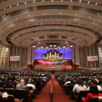 LDS Church announces General Women's Session and Priesthood Session will only be held once a year