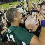 UVU soccer player returns to team after kicking cancer