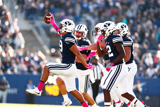 Byu Football Releases 2018 Schedule Utahvalley360