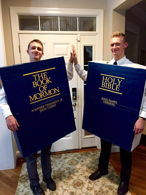 5 oh-so-Mormon Halloween costumes - UtahValley360 26557523d