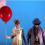 Lindsey Stirling remembers father's battle with cancer with dance on DWTS