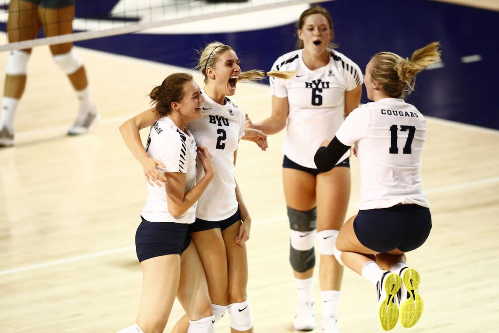 Looking ahead: a promising future for BYU women's ...