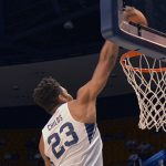 Childs shows dominance and diversity in BYU basketball win over Westminster