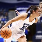 Proficient 3-point shooting leads BYU women's basketball to victory over UVU
