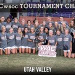 BYU and UVU sports weekend roundup: UVU women's soccer claims WAC title; BYU football loses eighth game of season