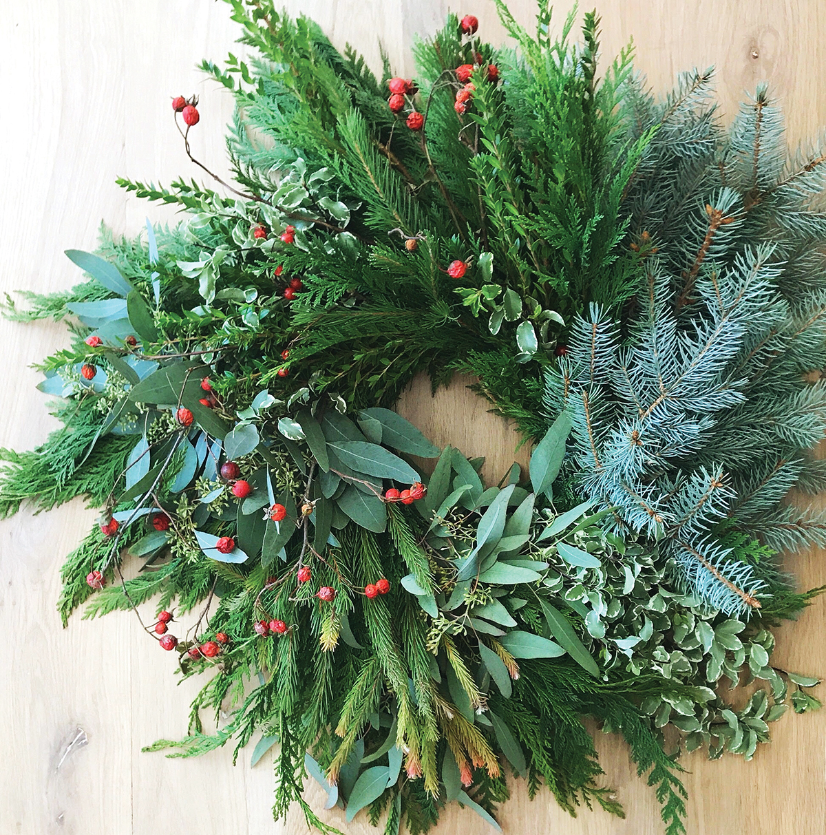 Deck Your Halls With Sun River Gardens 39 Wreath Decorating