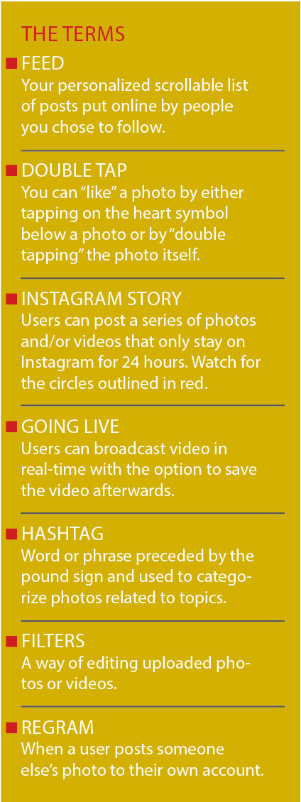 The U C : Instagramming subculture uplifts scrolling, double