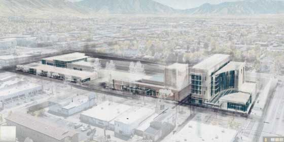 Provo council votes to keep city hall downtown - UtahValley360